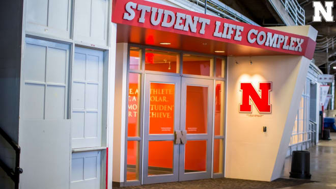 Nebraska's Student Life Complex will undergo a $1.3 million makeover over the next year, along with the athletic training table.