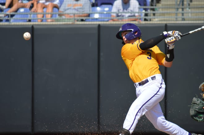 Wichita State shocks ECU 3-1 to snap the Pirates' five game win streak and even the series at one game apiece.