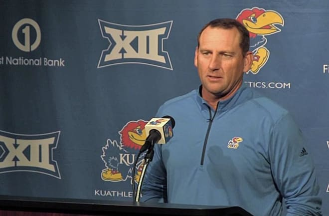 Beaty said the team is healthy coming out of bye-week