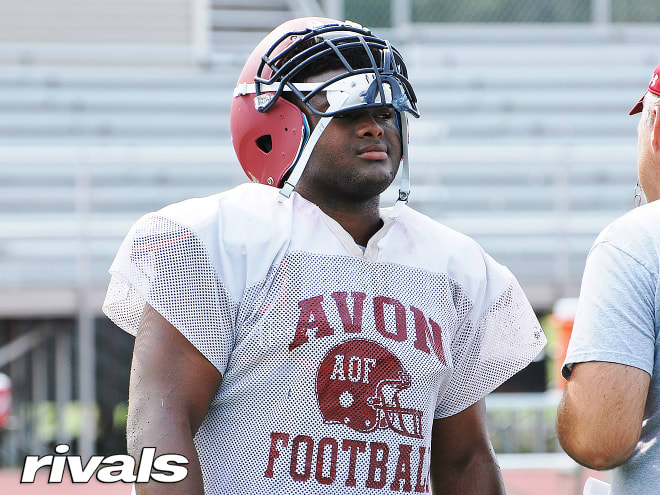 Roberts committed to Auburn Wednesday.