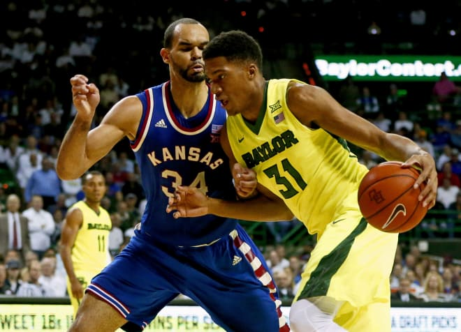 Perry Ellis defends Terry Matson