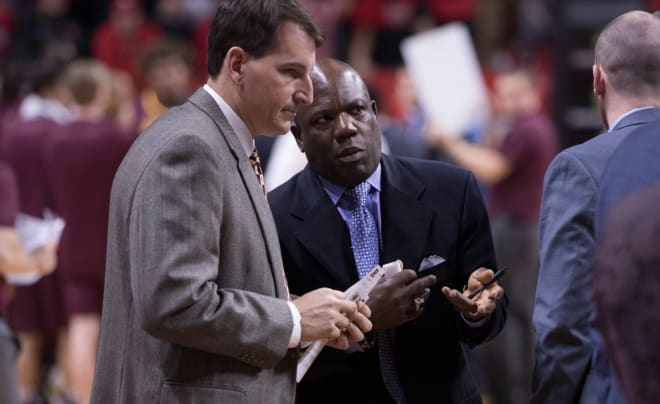 TheKnightReport.net - Rutgers Hoops promotes Steve Hayn to full time assistant coach