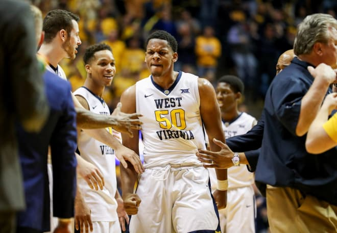 Iowa State rolls past WVU Men
