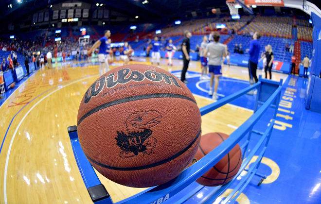 USC will travel to Kansas' Allen Fieldhouse next December and then host the Jayhawks the following year.