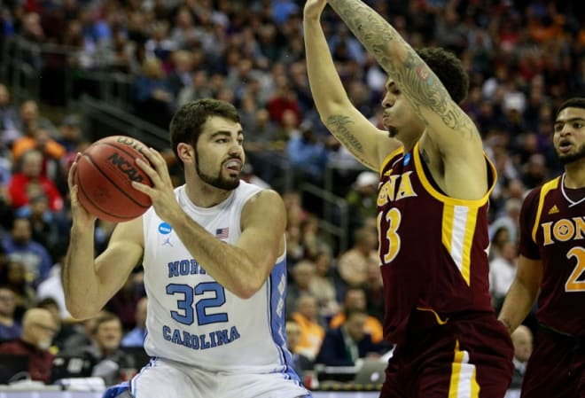 Luke Maye and Brandon Robinson will be reacquainted with an opponent from their past Sunday in Columbus.