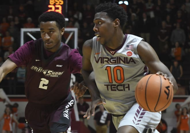 Virginia Tech hoops hopes to silence a raucous Rupp Arena