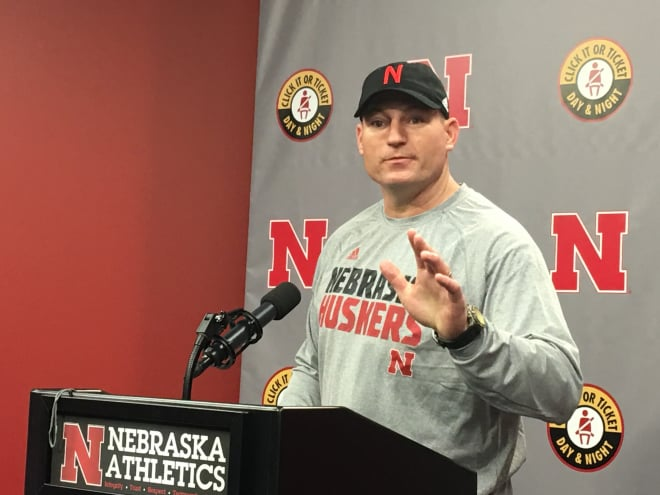 New defensive line coach John Parrella said he wants to set a tone of physicality and intensity to NU's front four.