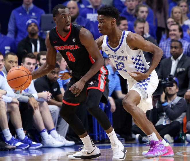 Kentucky vs. Georgia - 12/31/17 College Basketball Pick, Odds, and Prediction