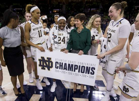 Notre Dame beats Texas A&M to advance to Elite Eight