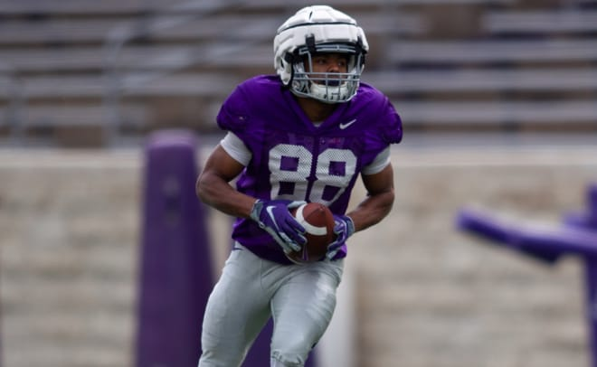 Redshirt freshman Phillip Brooks has gone on scholarship for Kansas State.