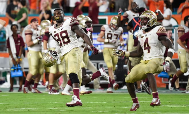Florida State Seminoles Fire Coach Willie Taggart