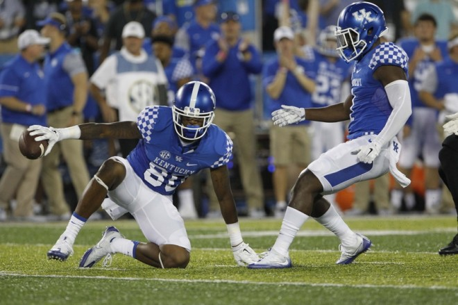 Kentucky unveils uniform combination for Week 1 game vs. Southern Miss