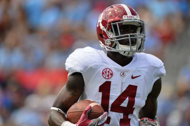 Alabama safety Deionte Thompson indicted