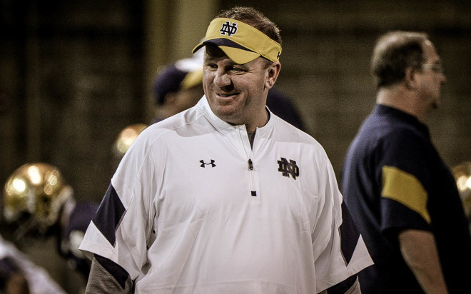 In a year of sweeping change at Notre Dame, hope springs