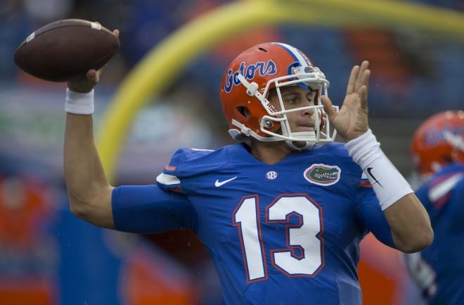 Florida's Thompson won't play vs Georgia after drug citation