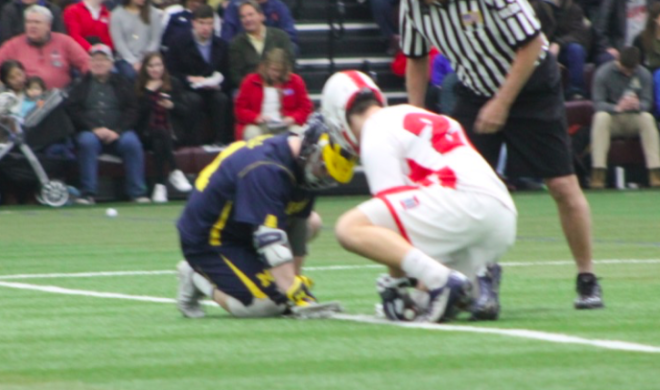 Michigan Wolverines Detroit Titans Lacrosse