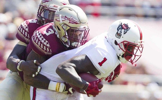 Florida State connects in last minute, knocks Wake Forest from unbeaten ranks