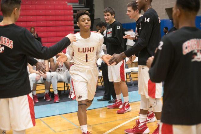 Long Island Lutheran Basketball Alumni