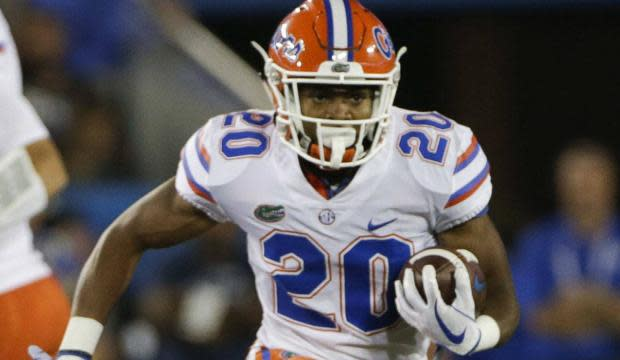 Texas A&M deals Florida 2nd straight loss in 'The Swamp'