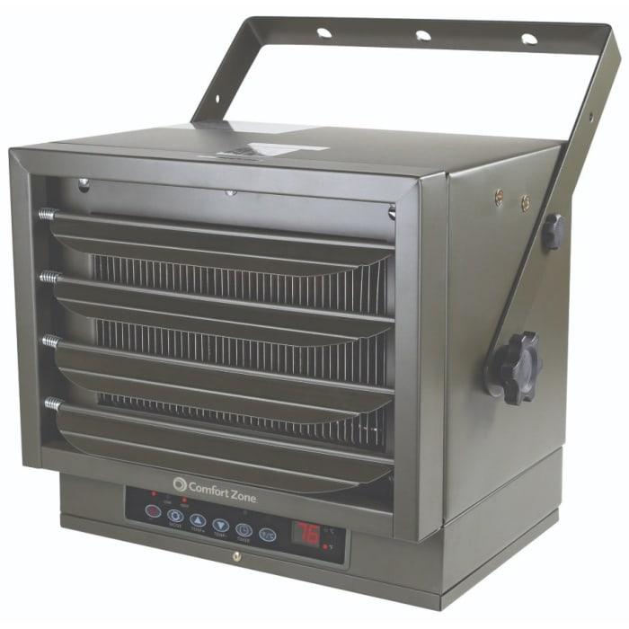 Marvelous Comfort Zone 240V 7500W Garage Heater Cz230Er Wiring 101 Louspimsautoservicenl