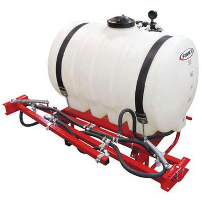 22cef549ae6c2 Fimco 200 Gallon lon 3 Point Sprayer w  28 ft Boom 5300439
