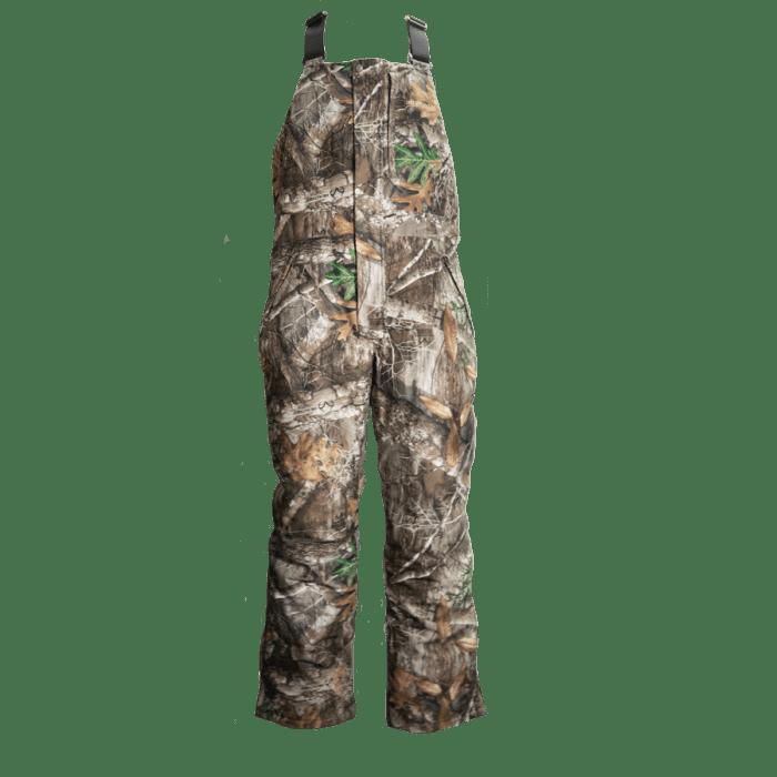 a45de22d96704 Lincoln Outfitters Men's Realtree Edge Camo Insulated Bib P4223
