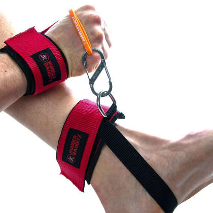 Strike Stability Wrist and Ankle Cuff Set