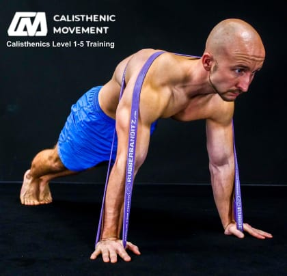 Calisthenic Movement Training Level 1-5