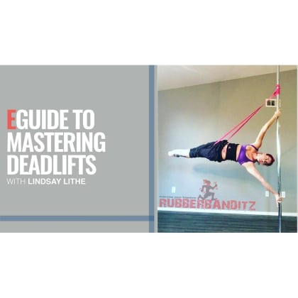 Mastering Deadlifts by Lindsay Lithe