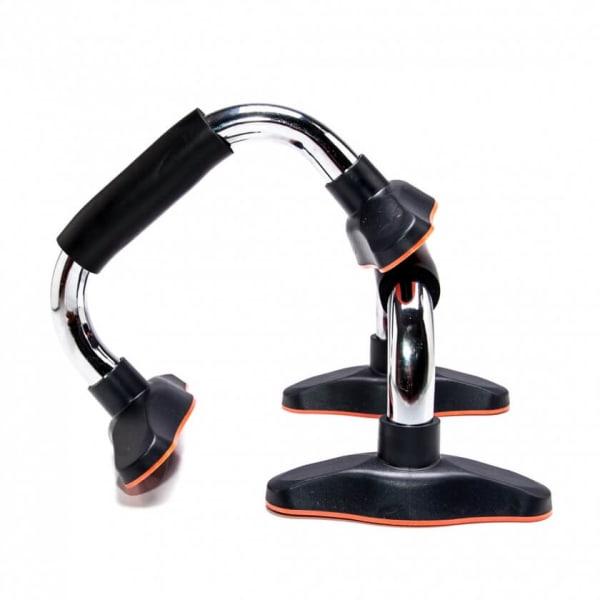 Functional Fitness Matte Black Pushup Bars