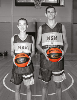Official Basketball NSW