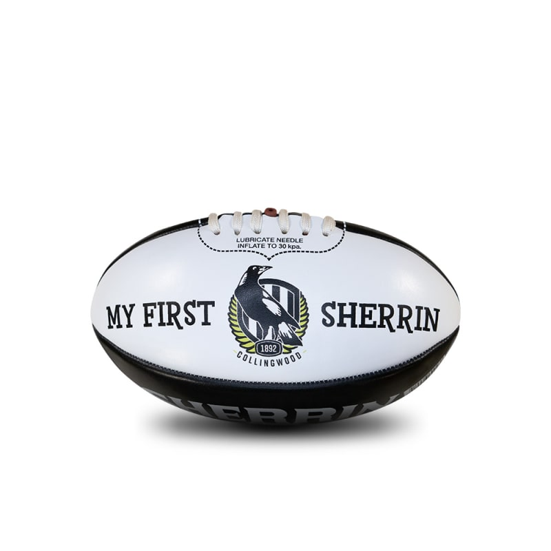 My First Sherrin - AFL Team - Collingwood