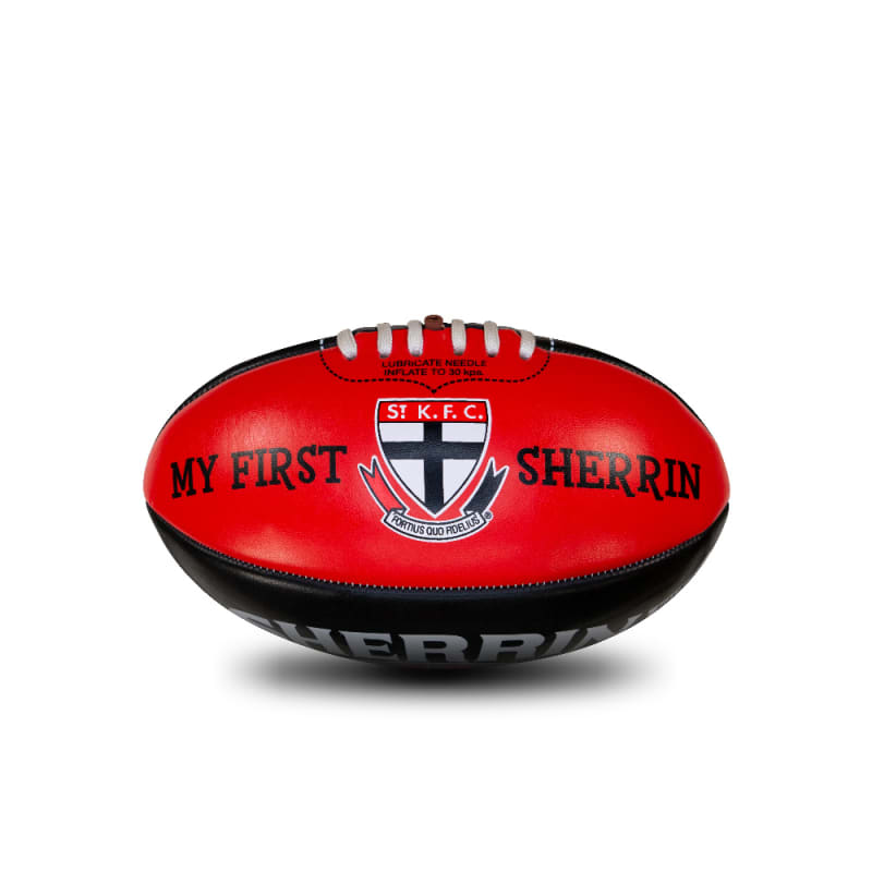 My First Sherrin - AFL Team - St Kilda