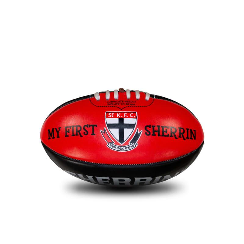 My First Sherrin - AFL Team - St Kilda