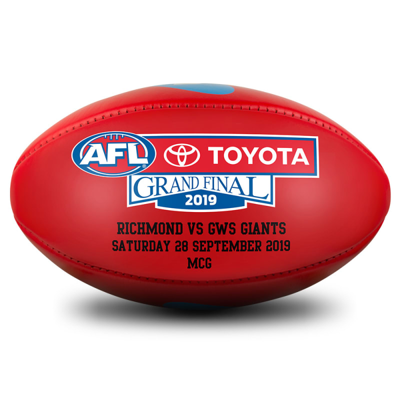 2019 TOYOTA AFL Grand Final Ball
