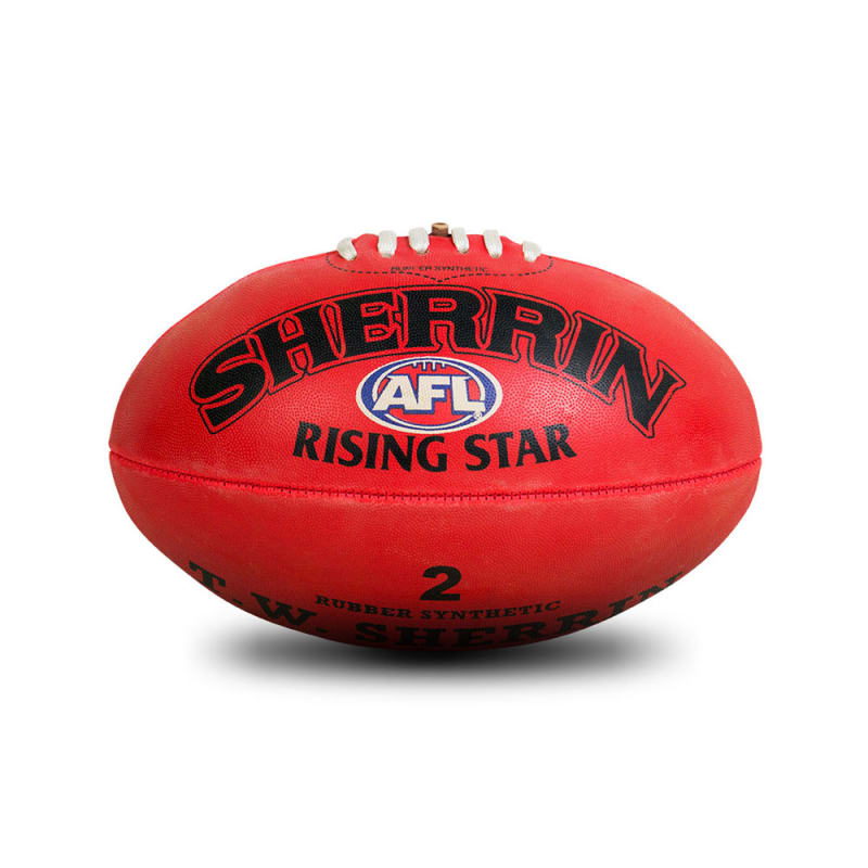 Rising Star - Red Size 2