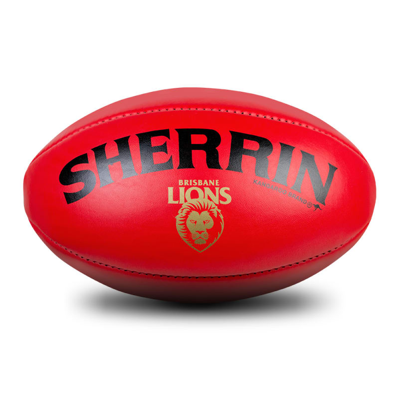 Brisbane Game Ball - Red