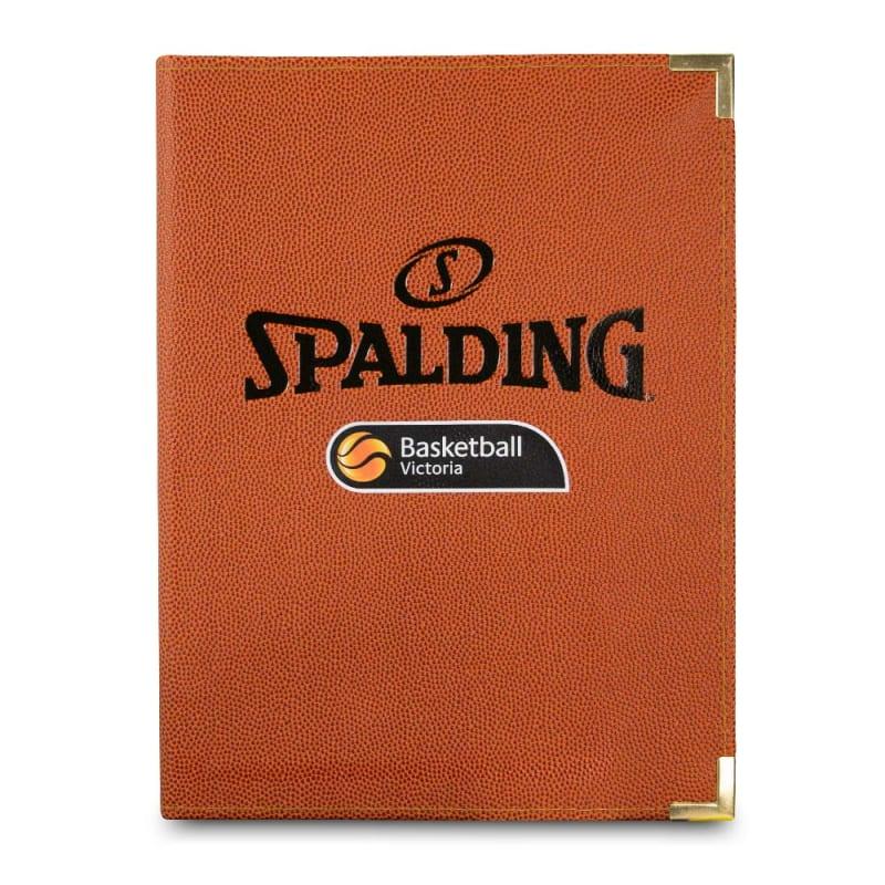 Basketball Victoria Spalding Folder - A4 Orange
