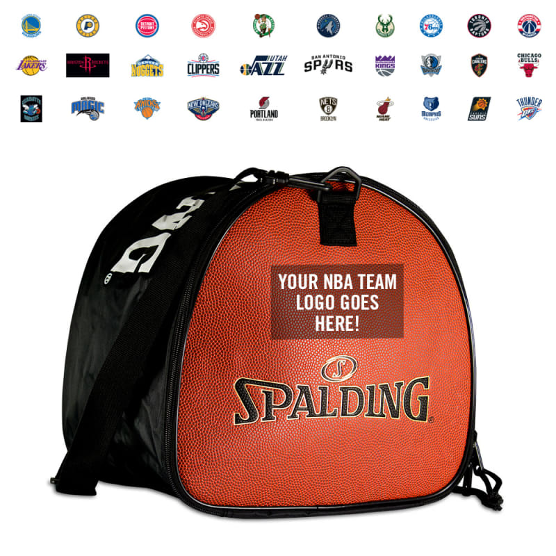 NBA Team Basketball Bag