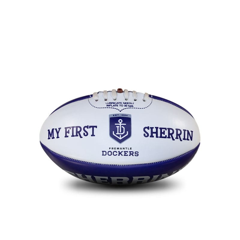 My First Sherrin - AFL Team - Fremantle