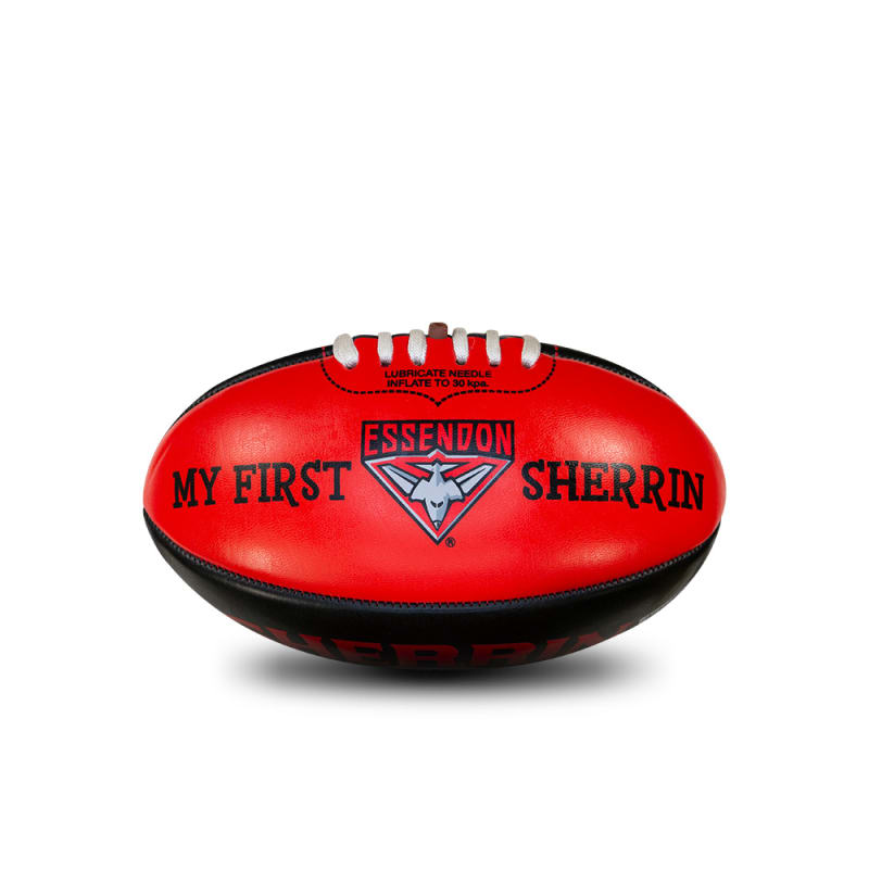 My First Sherrin - AFL Team - Essendon