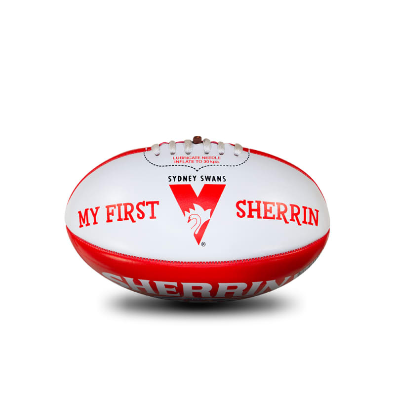 My First Sherrin - AFL Team - Sydney Swans
