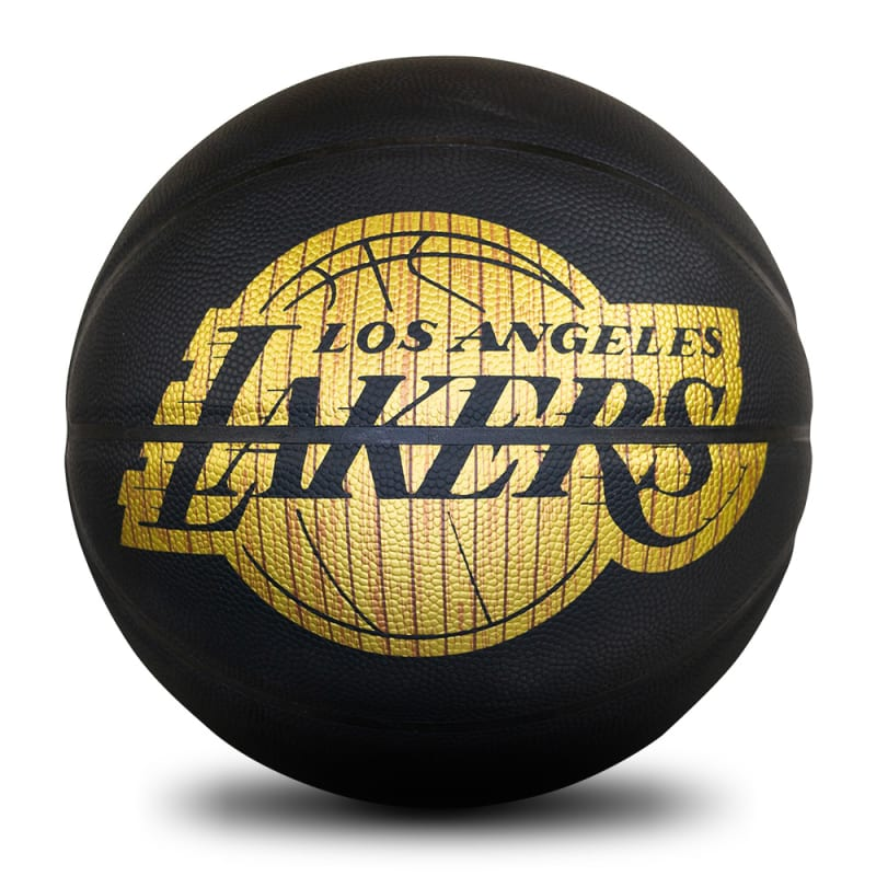 NBA Hardwood Series - Los Angeles Lakers - Size 7