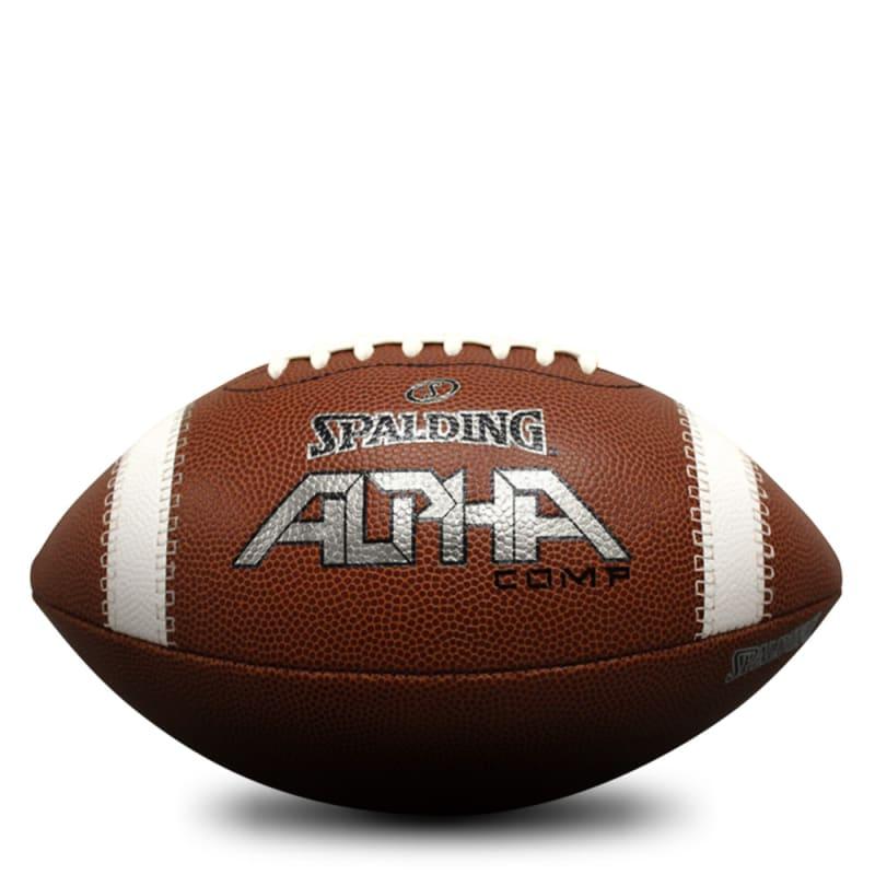 ALPHA® COMPOSITE GRIDIRON BALL