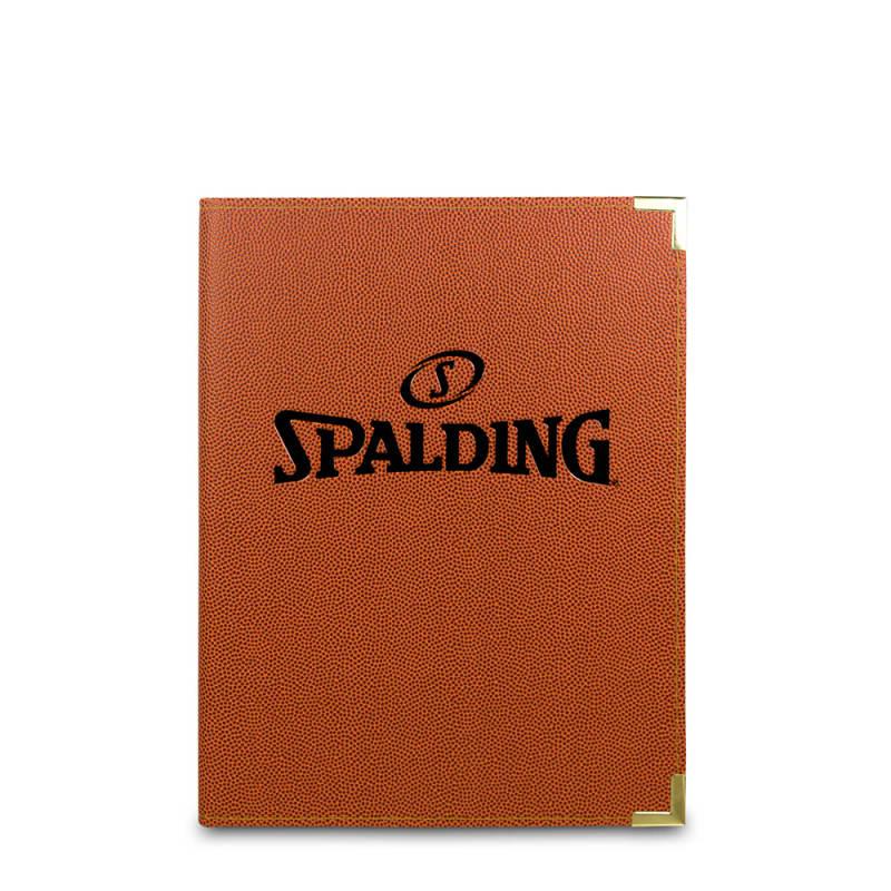 Spalding Folder - A5 Orange