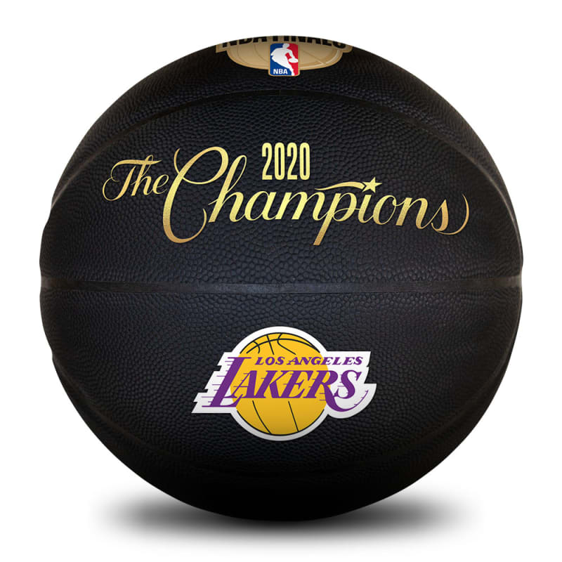 Limited Edition - Los Angeles Lakers 2019-2020 NBA Champions Ball