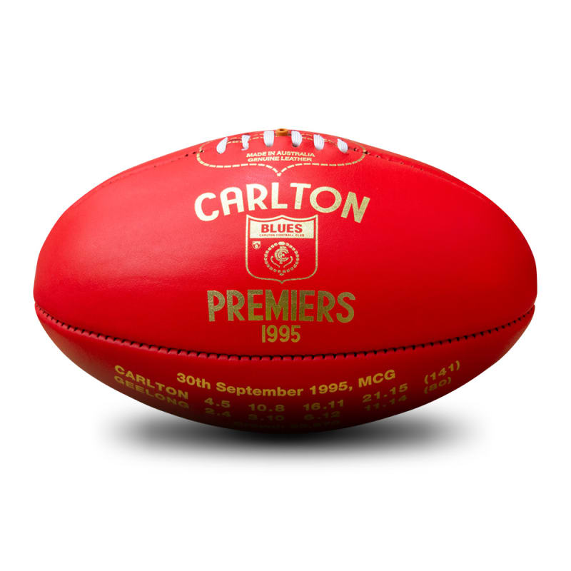 1995 Premiers Ball - Carlton Blues