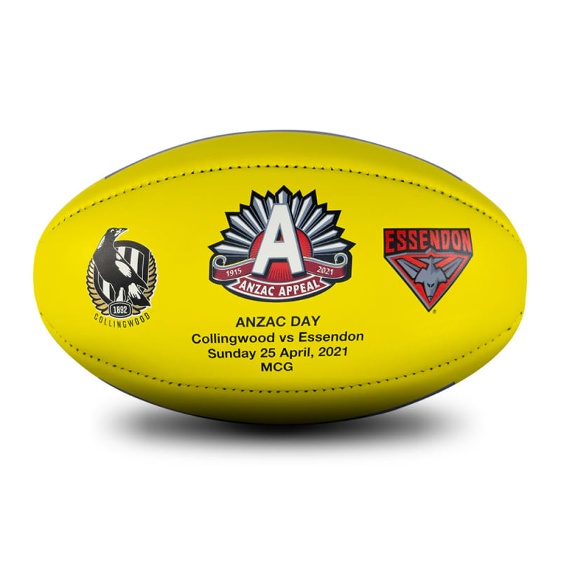2021 Anzac Day Ball - Collingwood v Essendon