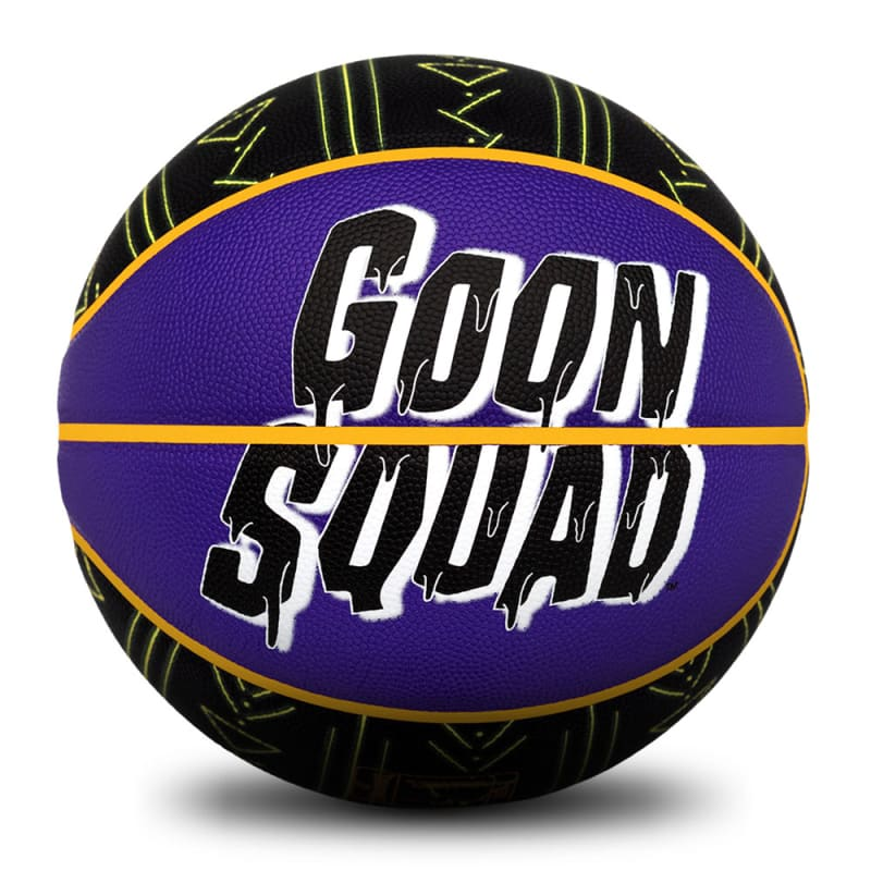 Spalding® x Space Jam: A New Legacy Goon Squad 'Glow' Composite Basketball