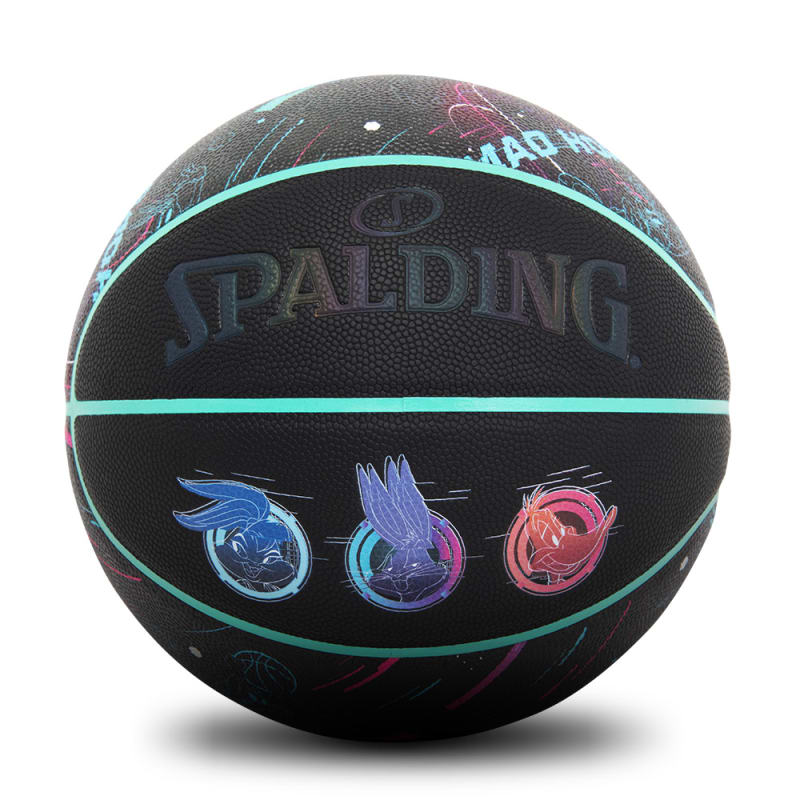 Spalding® x Space Jam: A New Legacy Tune Squad 'Shine'